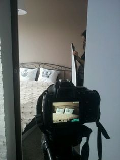 Photo session.