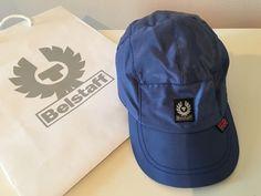Mein Orig. Belstaff Basecap Gr.2 Neu von belstaff! Größe Uni für 25,00 €. Schau´s dir an: http://www.mamikreisel.de/kleidung-fur-jungs/basecaps/30440376-orig-belstaff-basecap-gr2-neu.