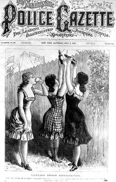 여기는 130여년 전의 뉴욕....,    엄격하게 학생을 통제를 했을 카톨릭 여자 신학교 내의 인척이 드문 외진 담벼락입니다. 이 담벽락 넘어서는 노천 비어가든이 있었나본데요~~~~그런데,