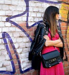 Le perfecto bijou, street style de la Fashion Week printemps été 2014