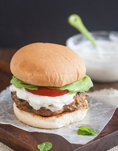 Turkey burgers, Burgers and Turkey on Pinterest
