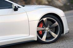 Audi Quattro Concept Quick Spin – Wheels & Rims
