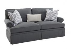 Lawson Arm Sofa - like the colour not the skirt