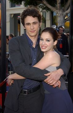 James Franco & Marla Sokoloff
