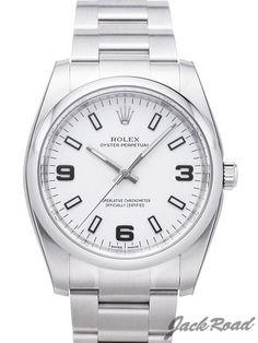 ロレックス ROLEX オイスター パーペチュアル(Oyster Perpetual) / Ref.114200 | メンズ ブランド腕時計専門店ジャックロード