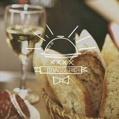10 brasseries parisiennes qui changent de l'ordinaire French Wine, French Food, Paris Restaurants, Mets, C'est Bon, French Toast, Bread, Breakfast, Ciel