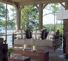 AllSwingBeds.com - traditional - patio furniture and outdoor furniture - charlotte - All Swing Beds ...great for the screened porch...061913