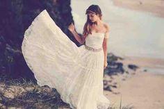 Vestidos de noiva boho - Vote no seu favorito! 4