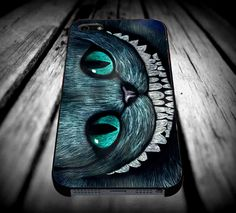 Alice Wonderland And Cheshire Cat iPhone 4/4s/5/5s/5c/6/6 Plus Case, Samsung Galaxy S3/S4/S5/Note 3/4 Case, iPod 4/5 Case, HtC One M7 M8 and Nexus Case **