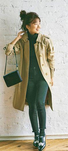 Sサイズなのにカッコいい!モデル吉竹美聡さんの私服コーデ9|HOLICS(ホリックス) Coat, Jackets, Outfits, Fashion, Down Jackets, Moda, Sewing Coat, Suits, Fashion Styles