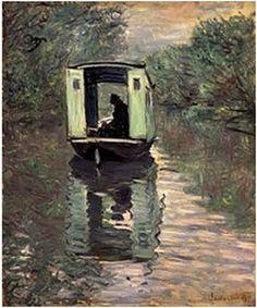 BLOG DA REGBIT: Vamos vê Oscar-Claude Monet                                                                                                                                                                                 Mais