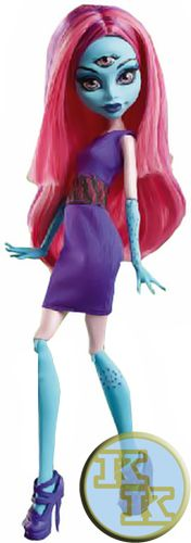 Image result for monster high create a monster three eyed