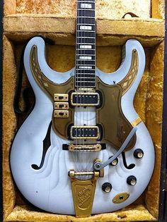 guitarras electrica vintage - Buscar con Google