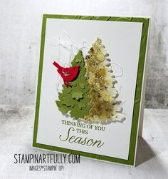 FOR CHRISTMAS CARDS//TOPPERS 20 TOPIARY TREES  DIE CUTS