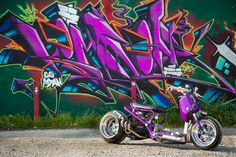 honda ruckus fat tire front and rear - Google Search
