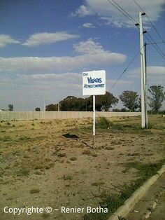 """""""Only in South Africa""""  Copyright © ~ Renier Botha"""
