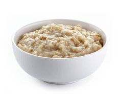 Slow Cooker Creamy Old-Fashioned Oatmeal - EASY and HEARTY Breakfast! Add cinnamon, canned milk, dried fruit and sweetener and they'll think we had dessert. Breakfast And Brunch, Breakfast On The Go, Breakfast Recipes, Breakfast Ideas, Breakfast Energy, The Oatmeal, Oatmeal Porridge, Coconut Oatmeal, Lactose Intolerance