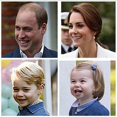 OUR NEXT KING, QUEEN AND PRINCE, PRINCESS OF ENGLAND. ....GOD BLESS THEM ALWAYS. ....