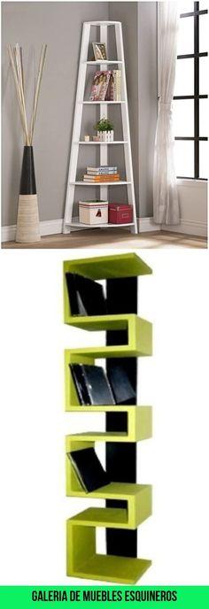 Las mejores imagenes de muebles esquineros Wooden Crafts, Shelves, Home Decor, Ideas, Shelving Brackets, Modern Furniture, Home Decorations, Interiors, Wood Crafts