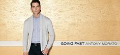 Going Fast: Antony Morato - #Apparel