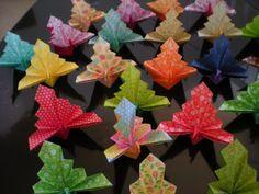 Pavão em origami; Porto Alegre Origami
