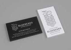 Bluebeard Coffee Roasters — The Dieline - Branding & Packaging