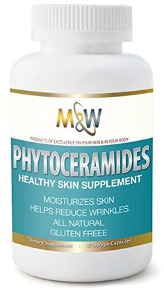 M&W Skin Hydrating Phytoceramide Anti Aging Skin Care, Natural Skin Care, Best Amazon Products, Juicing For Health, Health Matters, Litter Box, Health Problems, Healthy Skin, Cool Things To Buy