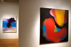 Color, Form, Space: Three Abstract Artists – ArtSpace Virginia Miller Galleries
