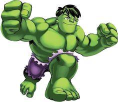 Image for Marvel Super Hero Squad (PC) - Character Render Hulk Party, Superhero Party, Hulk Marvel, Lego Marvel, Hulk Hulk, Ms Marvel, Marvel Art, Marvel Heroes, Captain Marvel