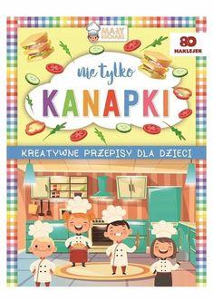 KREATYWNE PRZEPISY DLA DZIECI. NIE TYLKO KANAPKI K - Allegro.pl - Cena: 10,99 zł - Stan: nowy - Konin Stan, Family Guy, Character, Lettering, Griffins
