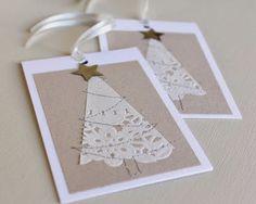 Casamento feito à mão: Cartões de Natal {DIY}                                                                                                                                                                                 Mais