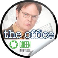 The Office Goes Green