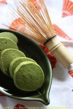 Una voce dal Giappone: Biscottini al matcha
