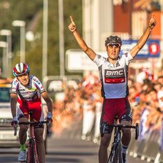 Silvan Dillier (BMC Racing Team) won the final stage of the Arctic Race of Norway Photo by @zuperdehlie for pelotonmagazine