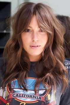 24 Sexy Long Layered Hairstyles 2019 There are countless hairstyles that can be created on the basis of layered haircuts. Let's discover some fresh as well as classy hairstyles for long, layered hair. Classy Hairstyles, Braided Hairstyles Updo, Hairstyles Haircuts, Bang Haircuts, Famous Hairstyles, Hairstyles Pictures, Hairstyles Videos, Girl Haircuts, Bridal Hairstyles