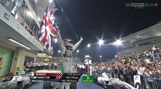 Lewis Hamilton 2014 F1 Champion