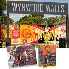 Wynwood Walls, paredes como lienzos Revista Ellas | Panamá