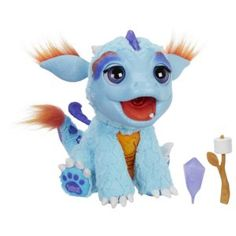 furreal friends torch my blazin dragon 2016 hottest most popular toys for christmas harmonys notes