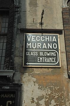 Murano Glass, Venice Italy