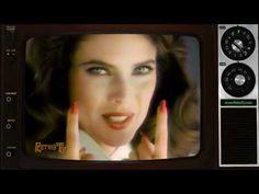1986 - Cover Girl Nailslicks with Carol Alt