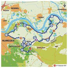 Op de pedalen! Dit zijn de vijf leukste fietsroutes van Nederland | Fietsspecial 2018 | AD.nl Camper, Europe Destinations, Travel Around, Netherlands, Holland, Places To Go, Road Trip, Hiking, Bicycle