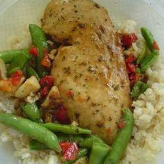 Oregano Chicken - Allrecipes.com