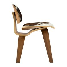 This piece offers you the bold style and quality of the original, at a price you can afford. Made from quality birch plywood and with a real walnut wood veneer, the design is guaranteed to make a style statement. Charles Eames, Bold Fashion, Wood Veneer, Walnut Wood, Dining Chairs, Dining Room, Interior Design, Interiors, Modern