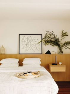 Home Interior Inspiration .Home Interior Inspiration Interior Design, House Interior, Bedroom Vintage, Bedroom Interior, Minimalist Bedroom, Home, Modern Bedroom, Home Decor, Luxurious Bedrooms