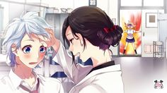 Vocaloid, Zutto Mae Kara, Honey Works, Cute Anime Couples, Manhwa, In This Moment, Artworks, Meme, Characters
