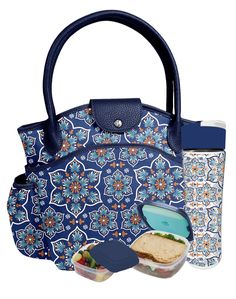 8cdbad81df83 Sumter Insulated Lunch Bag Set with Reusable Containers   Alpine Water  Bottle Insulated Lunch Bags