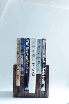 Evening bookshelves (Kathryn Bernadette Fabrizio)