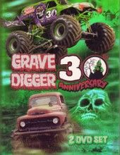 Grave Digger 30th Anniversary DVD