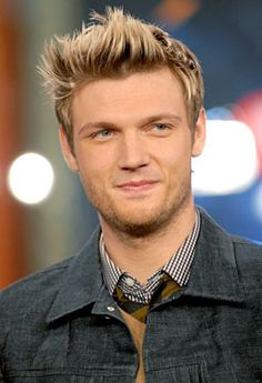 Nick Carter - mostly because I think he's an extremely good dancer
