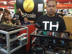 Mining Merchants and TradersThailands Got the Bitcoin Fever